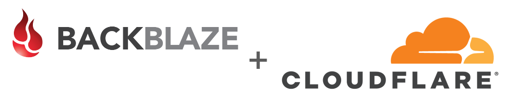 Cloudflare + BackBlaze Content Delivery Network